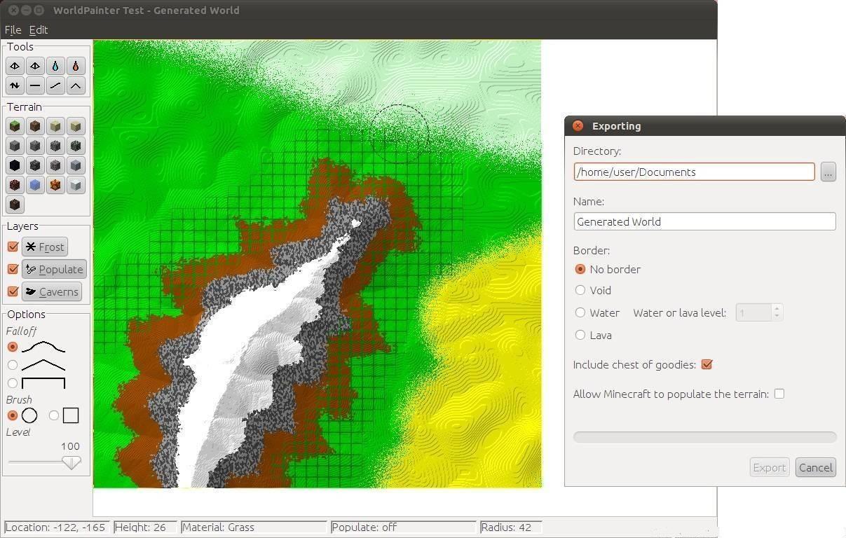 Скачать программу для Создания Карт в Minecraft